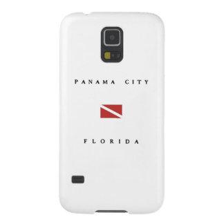 Panama City Florida Scuba Dive Flag Galaxy S5 Cover