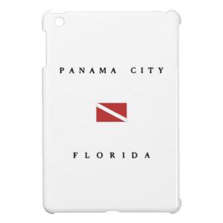 Panama City Florida Scuba Dive Flag iPad Mini Cover