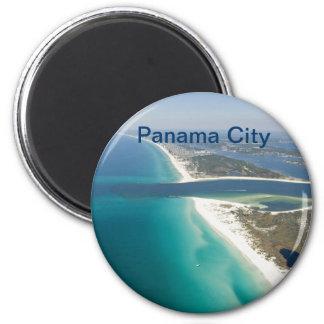 Panama City fridge magnet