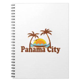 Panama City. Notebook