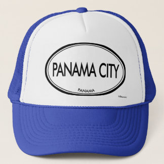 Panama City, Panama Trucker Hat
