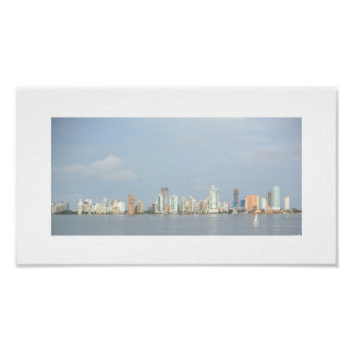 Panama City Poster
