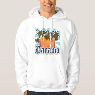 Panama City Souvenir Hoodie