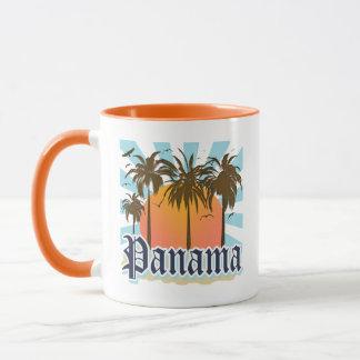 Panama City Souvenir Mug