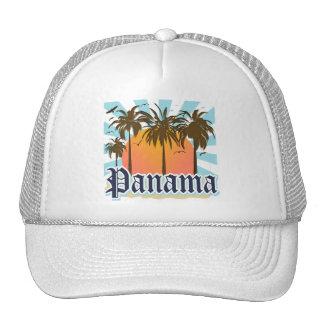 Panama City Souvenir Trucker Hat