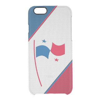 Panama Clear iPhone 6/6S Case