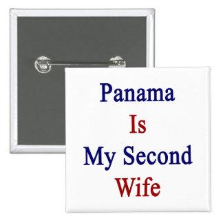 Panamá es mi segunda esposa