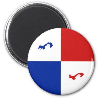 Panama Fisheye Banner Magnet