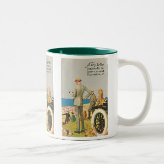 Panama Pacific Exposition Mugs