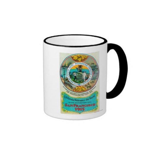 Panama Pacific International Expo 2 Coffee Mug