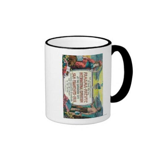 Panama Pacific International Expo Coffee Mug