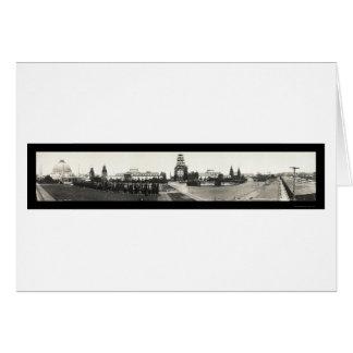 Panama Pacific San Francisco Photo 1914 Card