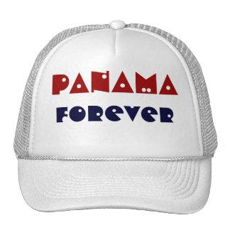 Panamá para siempre gorro