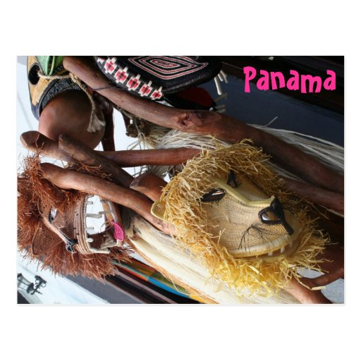 Panama Postcards