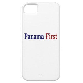 Panamá primero iPhone 5 carcasas