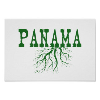 Panama Roots Poster