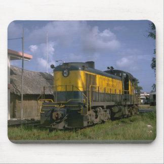 Panama, RR 5 ft. gauge Alco RSD-4 902, 1970 Mouse Pad