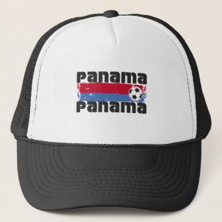 Panama Soccer Trucker Hat