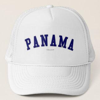Panama Trucker Hat