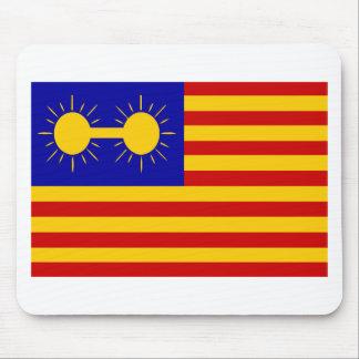 Panama Varilla Proposal Flag Mouse Mats