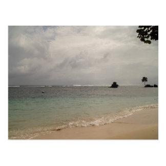 Panamanian Beach Post Cards