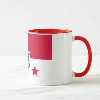 Panamanian coffee ringer mug