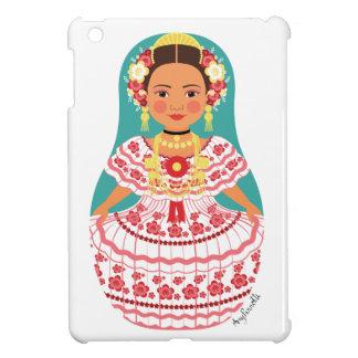 Panamanian Matryoshka iPad Mini Case