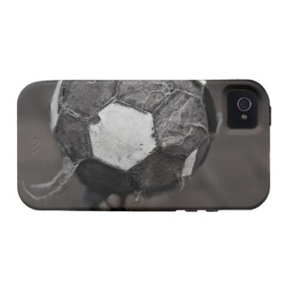 Panamanian street soccer Case-Mate iPhone 4 cover