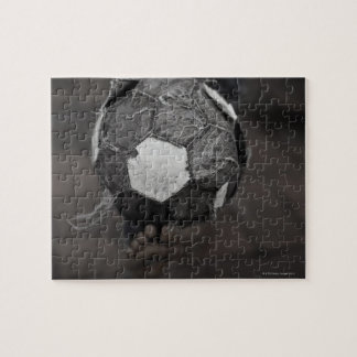 Panamanian street soccer jigsaw puzzle