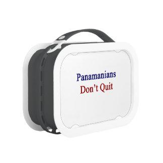 Panamanians Don't Quit Yubo Lunchbox