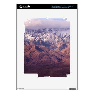 Panamint Range and Basin iPad 3 Decals