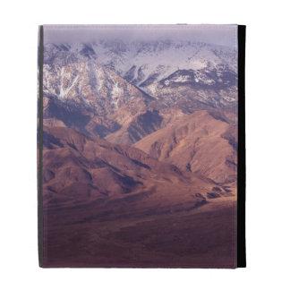 Panamint Range and Basin iPad Folio Covers