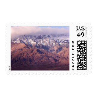 Panamint Range and Basin Postage