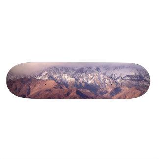 Panamint Range and Basin Skateboard Deck