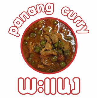 Panang Thai Curry ... Thailand Street Food Cutout