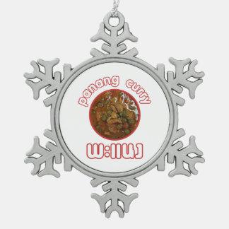Panang Thai Curry ... Thailand Street Food Ornaments