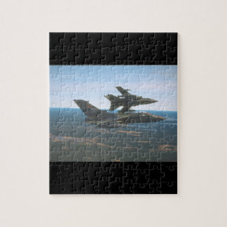 Panavia PA-200 Tornado IDS_Aviation Photograp Jigsaw Puzzle