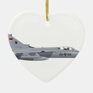 Panavia Tornado ECR Ceramic Ornament