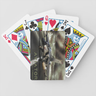 Panavia Tornado Jet Fighter Bicycle Playing Cards