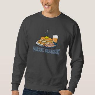 Pancake Bacon Juice Fundraiser Sweatshirt