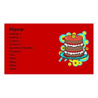 Pancake Business Card