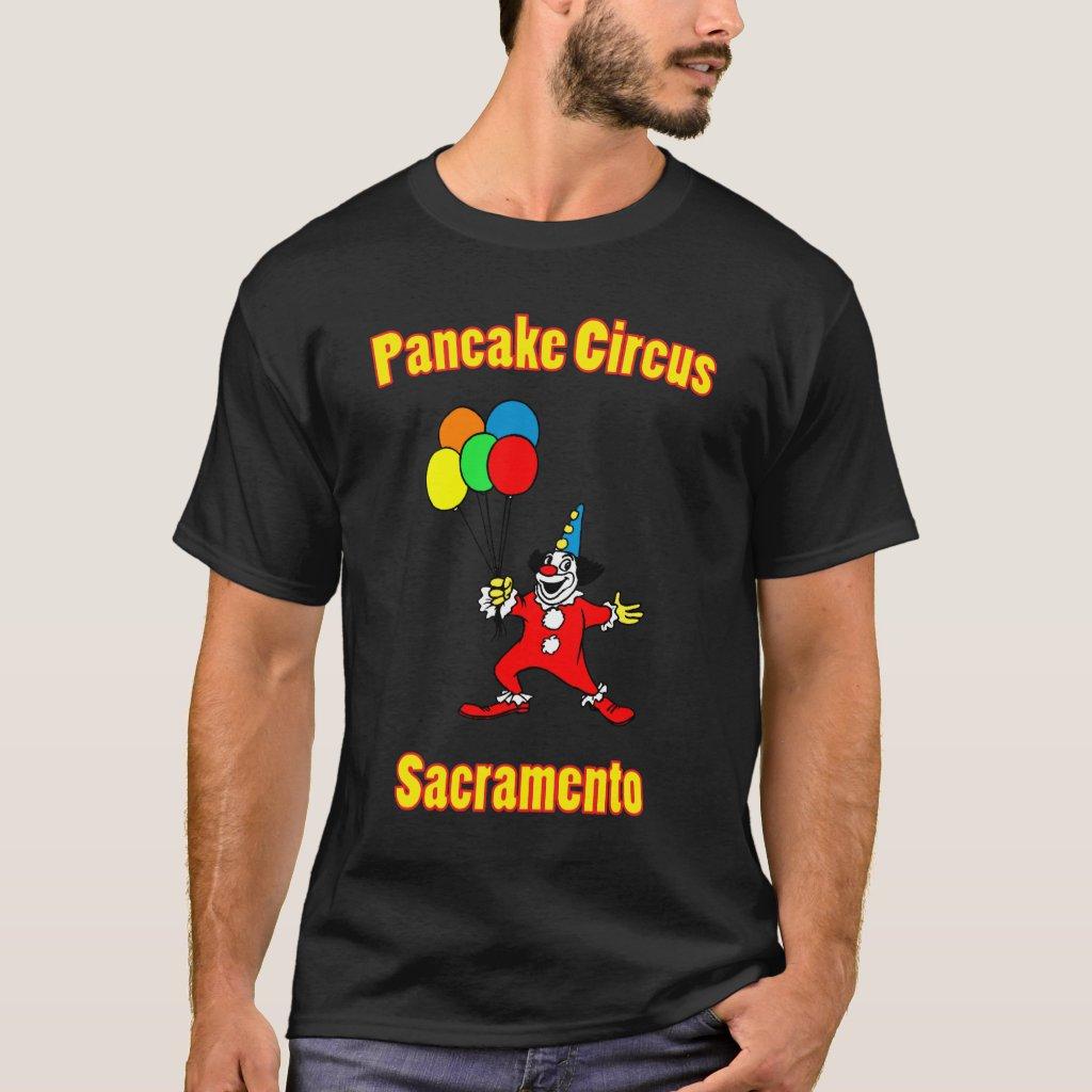Pancake Circus T-Shirt