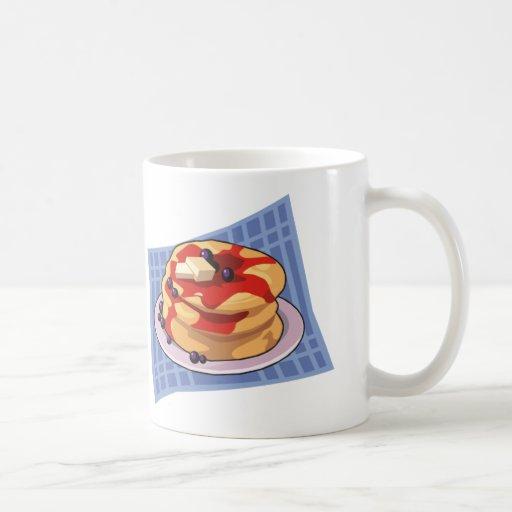 Pancake Day / Week Month Classic White Coffee Mug