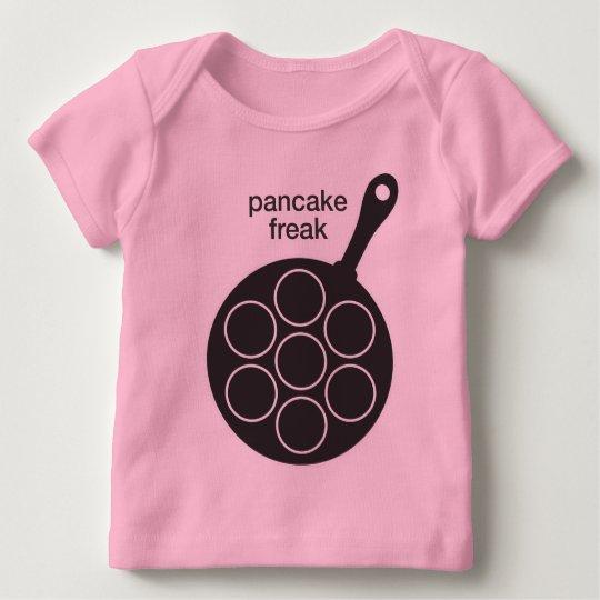 Pancake Freak Infant Long Sleeve Baby T-Shirt