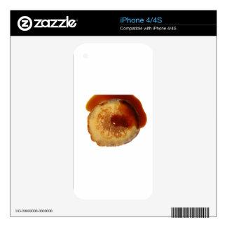 Pancake iPhone 4 Skin
