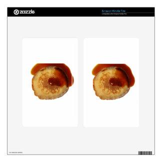 Pancake Kindle Fire Skin