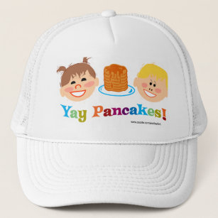 Pancakes For Breakfast Hats  f2a91ae754b