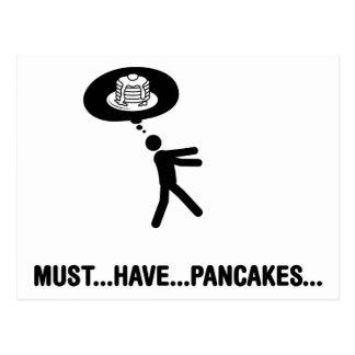 Pancake Lover Postcard