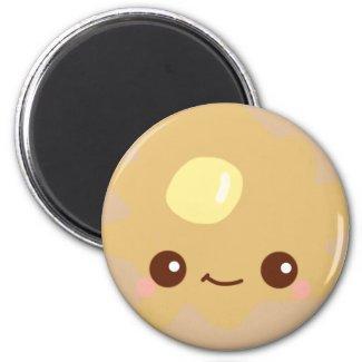 Pancake Magnet magnet