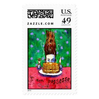 Pancake Possession Stamp